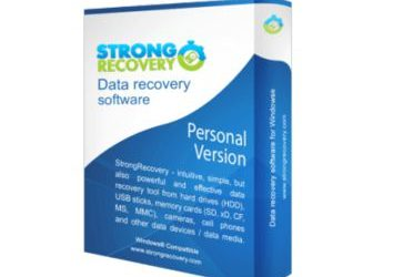 StrongRecovery 3.9.3.6 Full Crack