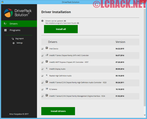 DriverPack Solution 2019 17.9 Full Offline