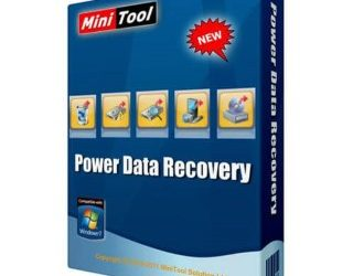 MiniTool Power Data Recovery 8.1 Full Crack