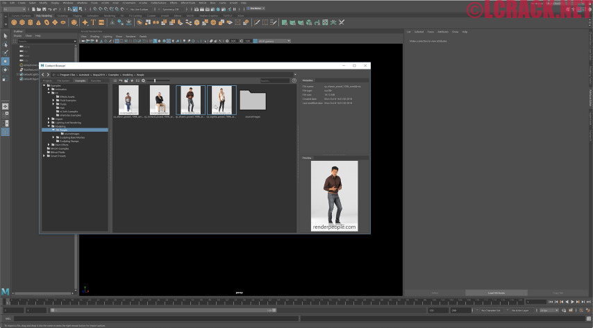 Autodesk Maya 2019 Full Crack Free Download