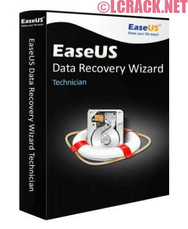 EaseUS Data Recovery Wizard Technician 2019 Crack
