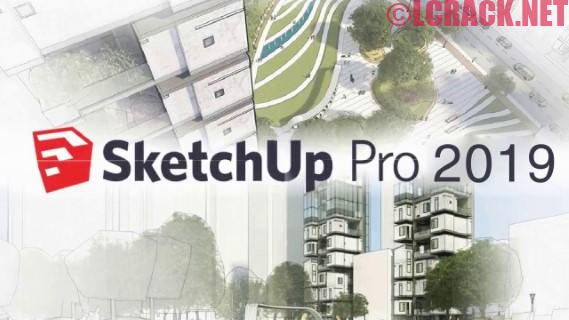 SketchUp Pro 2019 v19.1 Crack Free Download