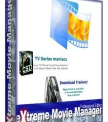 Extreme Movie Manager 10.0 Full Crack