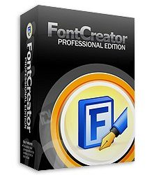 High-Logic FontCreator Professional Edition 12.0 Full Crack