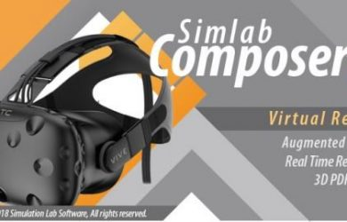 SimLab Composer 9.1.13 Full Crack