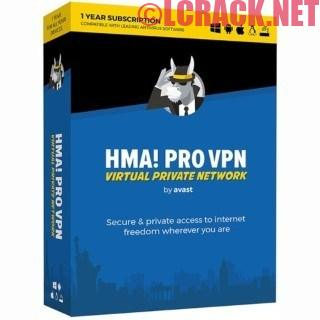 HMA! Pro VPN 4.6 License Key 2019