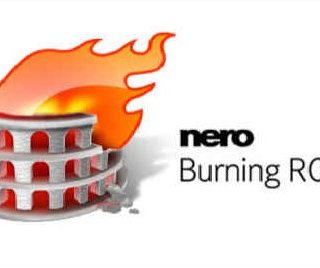 Nero Burning ROM 2020 22.0 Full Crack