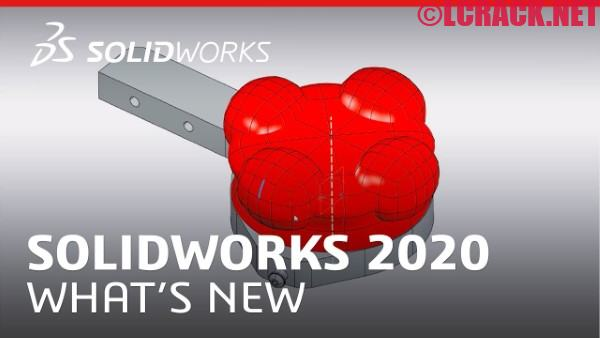 SolidWorks 2020 SP0.1 Premium + Crack