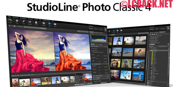 StudioLine Photo Classic 4.2.53 Serial Key