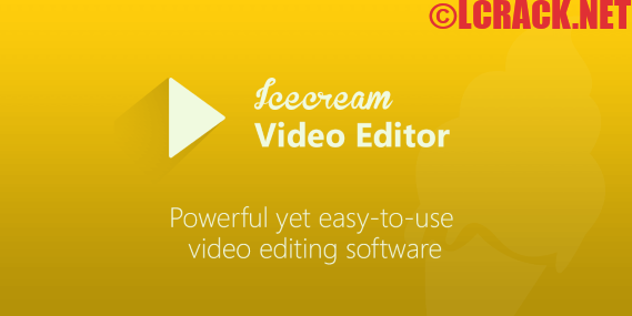 Icecream Video Editor Pro 2.43 Crack
